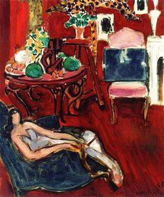 Henri Matisse: Blue Sketchbook