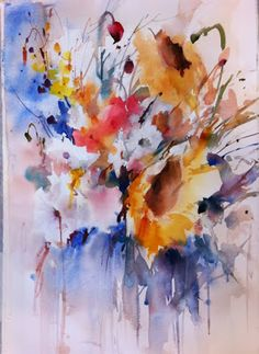 Fabrio Cembranelli - a South American artist of great talent  The Watercolour Log: September 2013