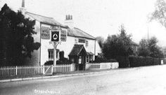 The Gardeners Arms, Ottershaw. Closed 1934.