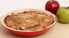 Laura in the Kitchen is an interactive cooking show starring Laura Vitale! In this episode, Laura will show you how to make Apple Cranberry Crumble. New recipes are posted all the time, so be sure to subscribe to her YouTube channel and check out all of her other recipes!