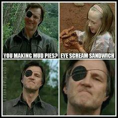 Hahahahaha eye scream sandwiches!