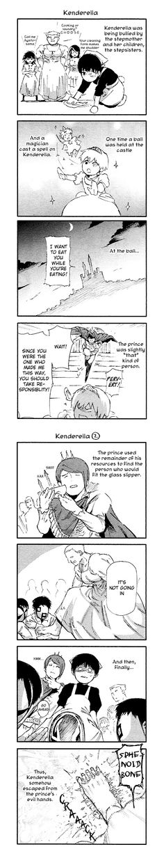 Tokyo Ghoul | Toukyou Kushu - Kenderella translated by kaneki.co.vu. i love this so much