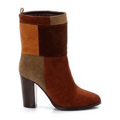 Boots cuir SOFT GREY : prix, avis & notation, livraison.  Les bootsDessus : cuir vachette de plusieurs couleursDoublure : textileSemelle intérieure :…