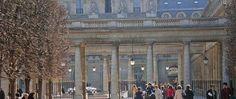 Palacio Real de París. Palais Royal