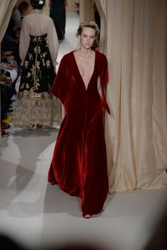 Suzy Menkes at Paris Couture 2015: Day Four – Valentino | Vogue