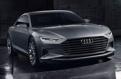 Last week, Audi released the first teaser video of its purported 'A9 Concept' which just showed the contours of a large luxury coupe or GT car. The wraps a