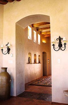 Traditional Santa Fe - Tierra Concepts Luxury Builders Santa Fe, NM