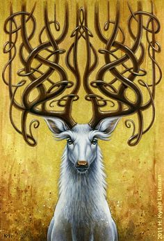 Celtic stag                                                                                                                                                                                 More