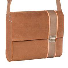 Big laptop bag of HAEUTE, postman bag made of genuine leather by HAEUTE on Etsy https://www.etsy.com/listing/255454438/big-laptop-bag-of-haeute-postman-bag