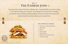 7. The Farmer John Cheeseburger Recipe | 40 Mouth-Watering American Hamburger Recipes Everyone Loves