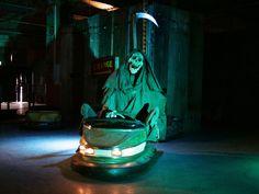Dismaland de Banksy: el siniestro parque alternativo en Weston-Super-Mare