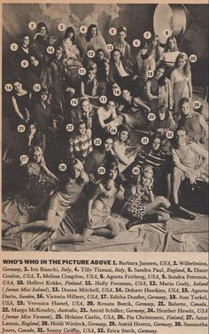 """This Week"" magazine, January 1967 Samantha Jones, Manet, Fashion Beauty, Models, Movie Posters, Painting, January, Magazine, Style"