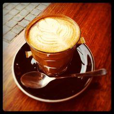 Sonoma Coffee, Beach via Arruda Devita-Rappaport Coffee Love, Best Coffee, Coffee Shop, New Roots, Coffee Benefits, Non Alcoholic, Almond Milk, Stevia, Coffee Cans