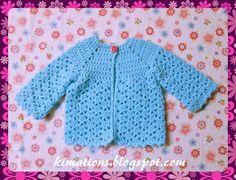 Kimations: Nessa's Sweater - free pattern