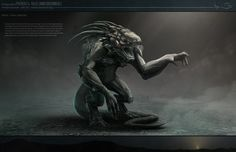 reptoid mutated, patricio (ninosboombox ) razo on ArtStation at https://www.artstation.com/artwork/0XyJK