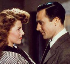 Gene Kelly with Rita Hayworth