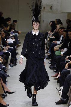 Junya Watanabe  primavera verano 2006 - Pasarela