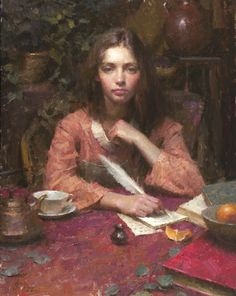 Morgan Weistling In love with this