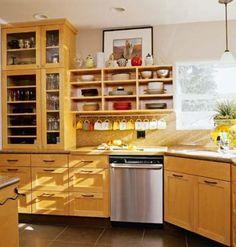 Mаксимизиране на пространството в кухнята Doma.bg