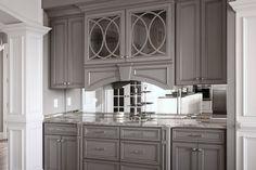 Super White Quartzite, Transitional, Kitchen, CR Home Design color