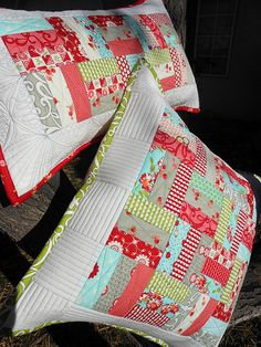 Green Fairy Quilts: Two down - lots more to go.......