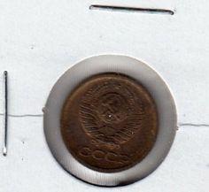 1972 - Russia (USSR) - 1 Kopek - MBC042 - Y#126a