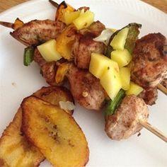 Mango Chicken Kabobs - Allrecipes.com