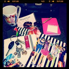 photo by Lauren Magboo, love all the Bendel accessories!