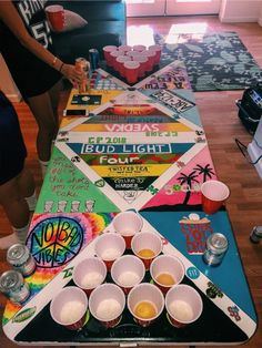 Le plus récent Photos Jeux soiree Concepts Drunk Games, Alcohol Games, Teen Party Games, College Party Games, College Parties, Drinking Games For Parties, College Drinking Games, 18th Birthday Party, Birthday Party Ideas For Adults