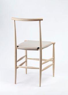 The Skinny chair by Francesco Faccin
