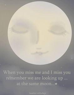 Moon Art - Miss You