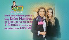Fraldas Capricho e Cris Poli em nova campanha digital