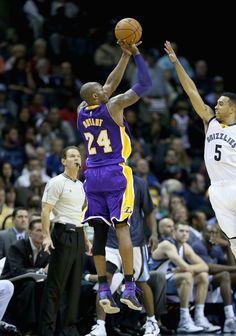 Kobe Bryant Photos: Los Angeles Lakers v Memphis Grizzlies
