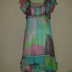 I just added this to my closet on Poshmark: Tracy Reese silk dress. Price: $55 Size: 2