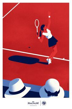 Any fans of film noir will love London-based Thomas Danthony's beautifully crafted illustrations. The New Yorker, Wells, Line Design, Design Art, Flat Design, Thomas Danthony, Romare Bearden, Fabian Perez, Henri Rousseau