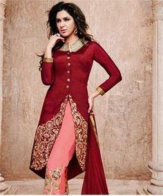 indian wedding suits ladies purple - Google Search | pooja ...