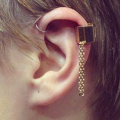 chloe ear cuff