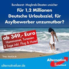 Alternative für Deutschland AfD 1,2 Millionen Deutsche machten im vergangene...