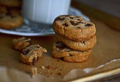 A CUP OF JO: The Best Homemade Chips Ahoy Cookies (Glueten-Free)