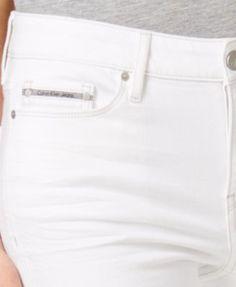 Calvin Klein Jeans Jeggings - White 27