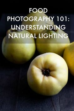 My article I wrote for FBC :)  Food Photography 101: Understanding Natural Lighting | Food Bloggers of Canada