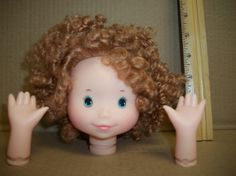 Holly Hobbie Doll Kit by mooglamom on Etsy, $5.00