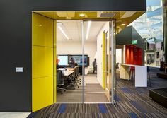 Taking an angular approach to innovation for Microsoft's San Francisco office - News - Frameweb