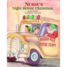 Nurse's Night Before Christmas