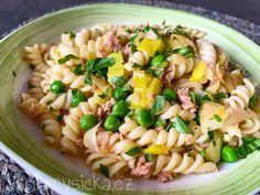 Pasta Salad, Ethnic Recipes, Food, Crab Pasta Salad, Essen, Meals, Yemek, Eten