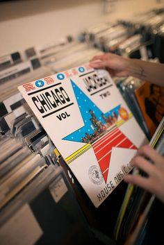 Record Shopping with Olga Bell