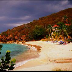 Saint Thomas! Exactly where I want to be!
