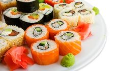 Sushi for Two or Four at California Rollin' (Up to 50% Off)