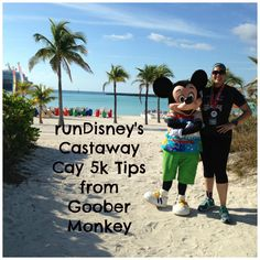 All you need to know about Run Disney Castaway Cay 5K