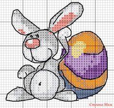 *Поздравляю всех с праздником Пасхи! - Вышивка и все о ней - Страна Мам